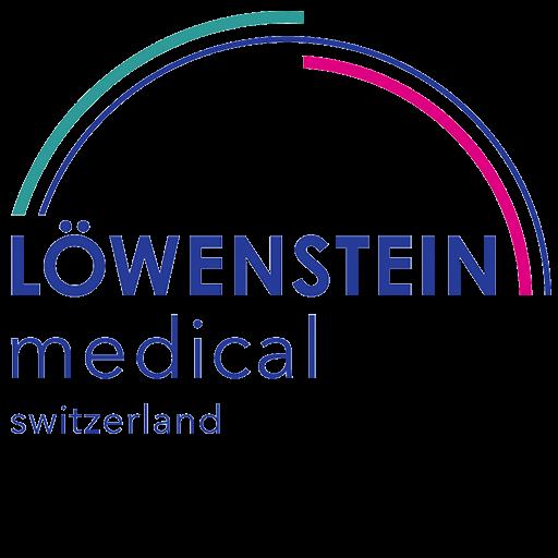 Das Logo von Löwenstein Medical Schweiz AG